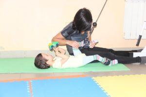 Новые пациенты начали процедуры реабилитации