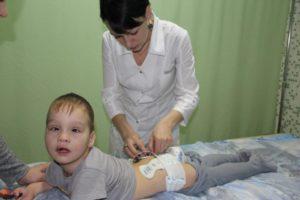 Скакунов Сергей и Рыжиков Даниил начали курс реабилитации