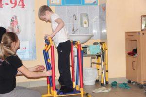 Криушин Виктор начал реабилитацию благодаря вашим пожертвованиям на нашем сайте